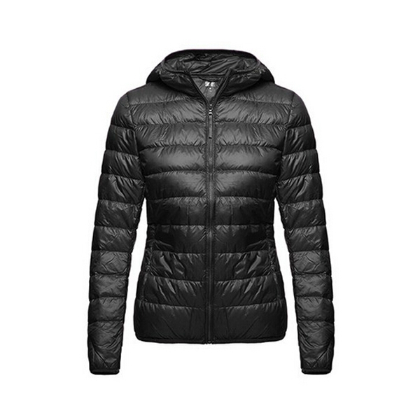 down jacket front
